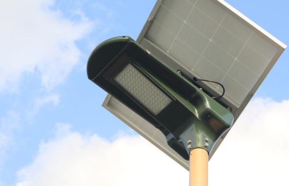 太陽光LEDソーラーライト